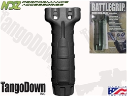 TangoDown Black Rail Grip for AR-15