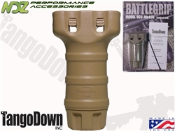 TangoDown FDE Rail Grip for AR-15