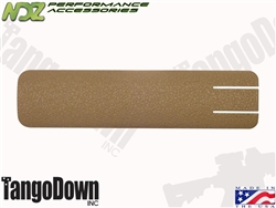 TangoDown FDE Rail Pannel for AR-15 6""