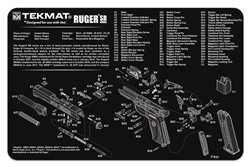 Tekmat For Ruger Sr Series | Gun Cleaning And Maintenance Supplies