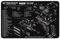 Tekmat -For Ruger Lc9 | Gun Cleaning And Maintenance Supplies