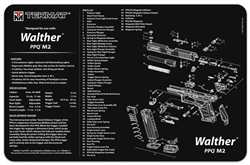 Tekmat For Walther Ppq M2 | Gun Cleaning And Maintenance Supplies