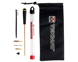 View The Tekmat 7 Piece 45 Caliber cleaning Kit For Handguns | NDZ Performance