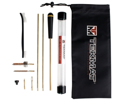 View The Tekmat 8 Piece cleaning Kit For Ar-15 .22 Caliber Rifle | NDZ Performance