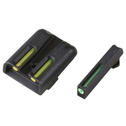 TruGlo Yellow Rear Sight Sights for Glock 42 43