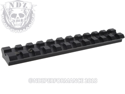 Leapers Weaver - Picatinny Mount For 22 Caliber Rifle