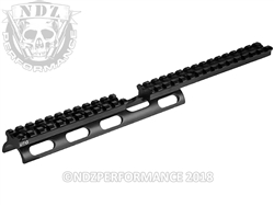 Leapers UTG Ruger 10/22 Picatinny Rail - 26 Slots MNT-R22SS26