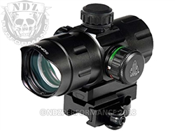 "Leapers UTG ITA Red-Green Dot Sight 4.2"" 4 MOA QD Mount SCP- DS3840W"