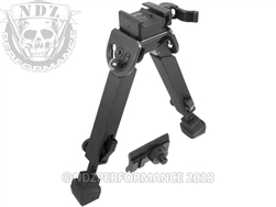 Leapers UTG Metal Quick Detach Bipod Picatinny Mount TL-BP20Q-A