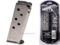 Walther Oem 6 Round Magazine For Ppk .380 2246009 | OEM Replacement Parts