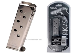 Walther Oem 7 Round Magazine For Walther Ppk/S .380 Acp | OEM Replacement Parts