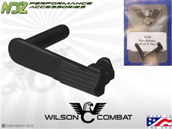 Wilson Combat 1911 Extended Slide Stop Blue WC-102B