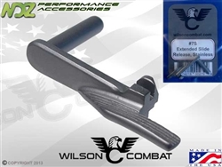 Wilson Combat 1911 Extended Slide Stop Stailness WC-7S