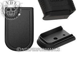 NDZ Black Magazine Plate for Springfield Armory XD and XD MOD 2 (*LZ)
