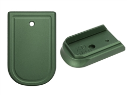 NDZ Green Magazine Plate for Springfield Armory XD and XD MOD 2 (*LZ)