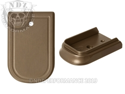 NDZ HCFDE Magazine Plate for Springfield Armory XD (*LZ)