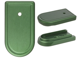 NDZ Green Magazine Plate for Springfield Armory XD-S (*LZ)