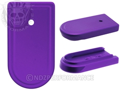 NDZ Purple Magazine Plate for Springfield Armory XD-S (*LZ)