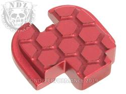 Red Springfield XD-S Rear Slide Plate HC