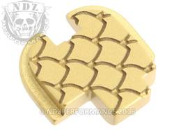 Gold Springfield XD-S Rear Slide Plate SC