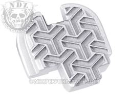 Silver Springfield XD-S Rear Slide Plate TW Inv
