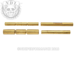 Zev Gold 4 Pin Kit for Glock Gen 4