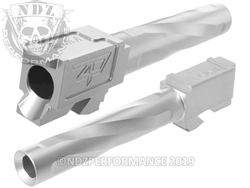 Zaffiri Precision Glock 17 Barrel Flush & Crown Stainless