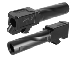 Zaffiri Precision Glock 26 Barrel Flush & Crown Black Nitride