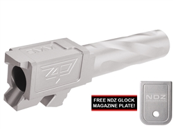 Zaffiri Precision Glock 26 Barrel Flush & Crown Stainless
