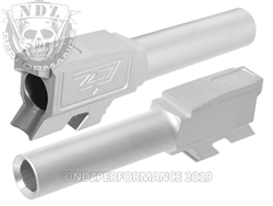 Zaffiri Precision Glock 43 Barrel Flush & Crown Stainless