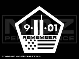 012 - 9/11 Pentagon Remember Emblem