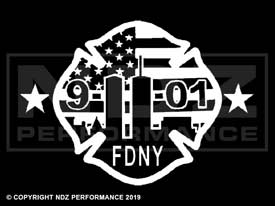 013 - FDNY Fire Dept. 9/11 Towers