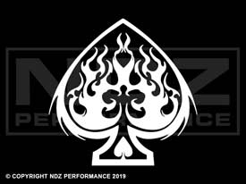 014 - Ace of Spades Flames