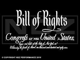 078 - Bill of Rights Script Text
