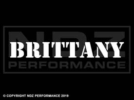 1012 - Names Brittany