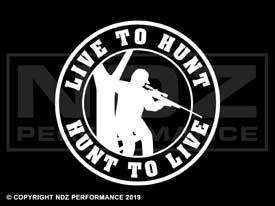 1351 - Live to Hunt