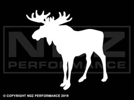 1363 - Moose Silhouette 4