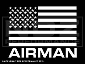 1425 - US Flag Airman 001