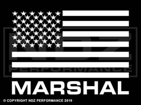 1485 - US Flag Marshal