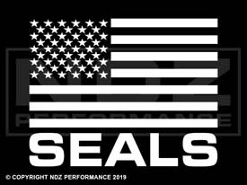 1558 - US Flag SEALS