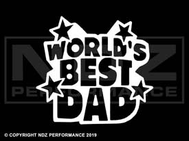 1595 - Fathers Day Worlds Best