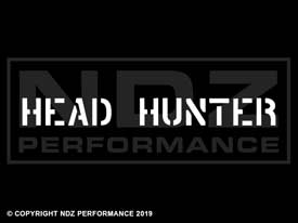 217 - Head Hunter Stencil