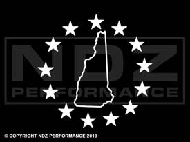 319 - New Hampshire with 13 Stars