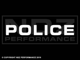 342 - Police One Line Text