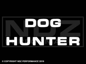 360 - Dog Hunter 2 Line