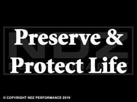 365 - Preserve & Protect Life