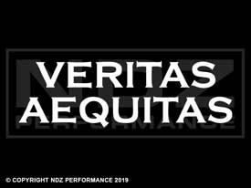 562 - Vertitas Aequitas Text 2