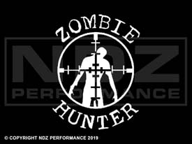 595 - Zombie Hunter Scope Top and Bottom