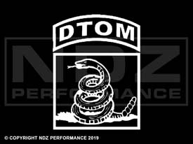 632 - Don't Tread on Me Seal