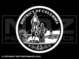 821 - Seal Of Columbia